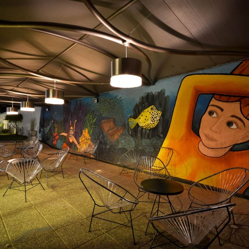 Reforma Hotel Alpre S.A 10