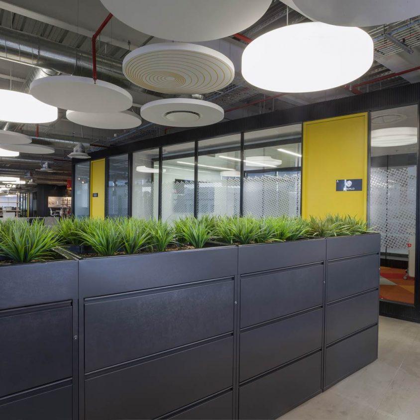 Oficinas que inspiran 16