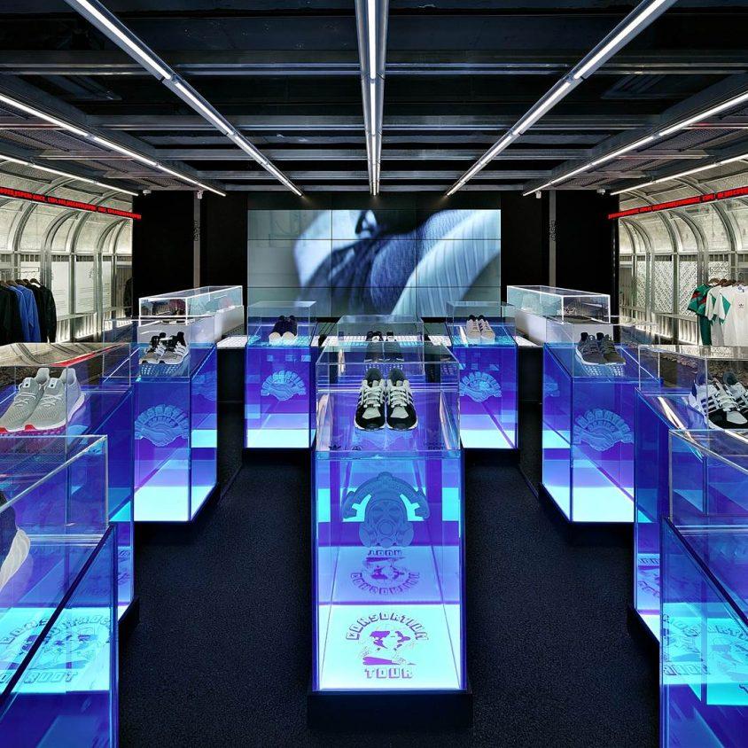 """""""Adidas"""", cultura urbana y tendencia 3"""