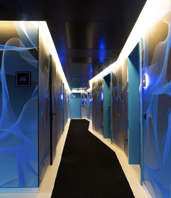 Un hotel de la era digital 10