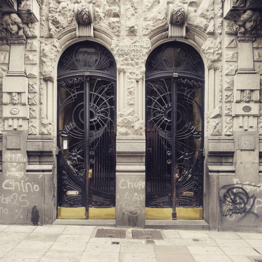 Coleccionando puertas, reuniendo emociones 3