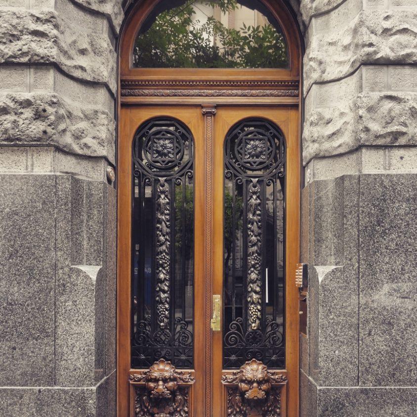Coleccionando puertas, reuniendo emociones 4