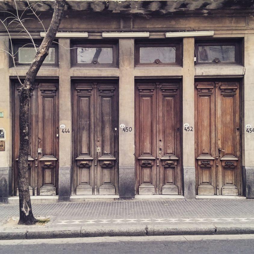 Coleccionando puertas, reuniendo emociones 5