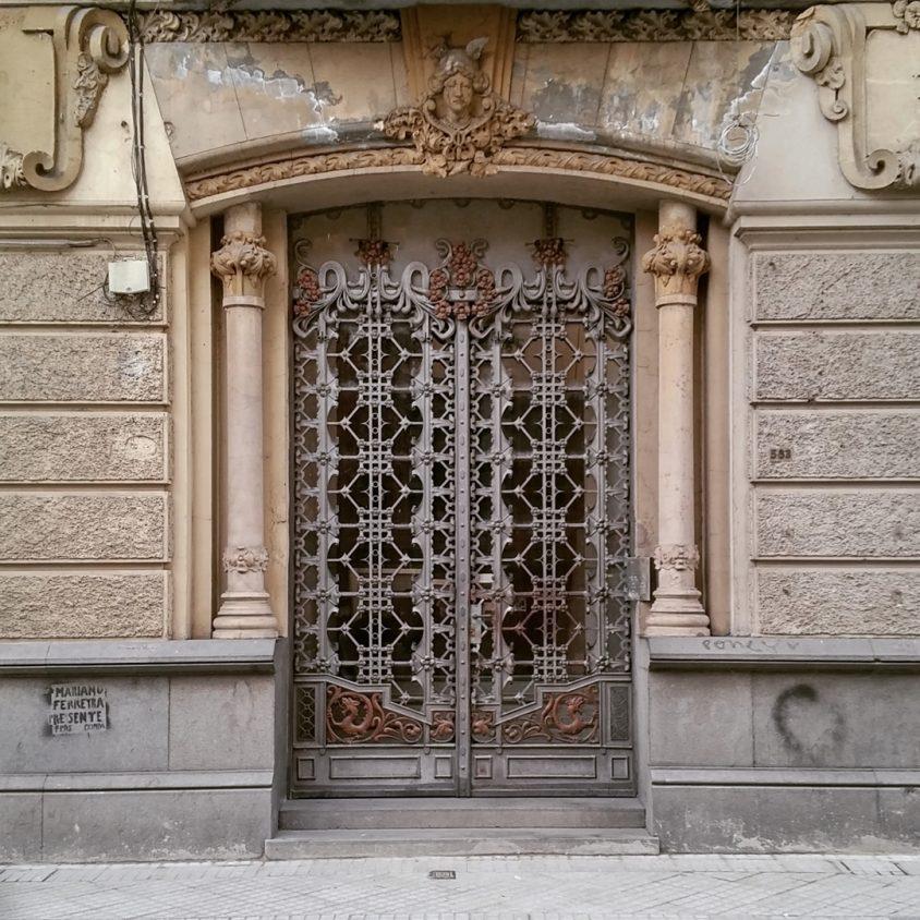 Coleccionando puertas, reuniendo emociones 8