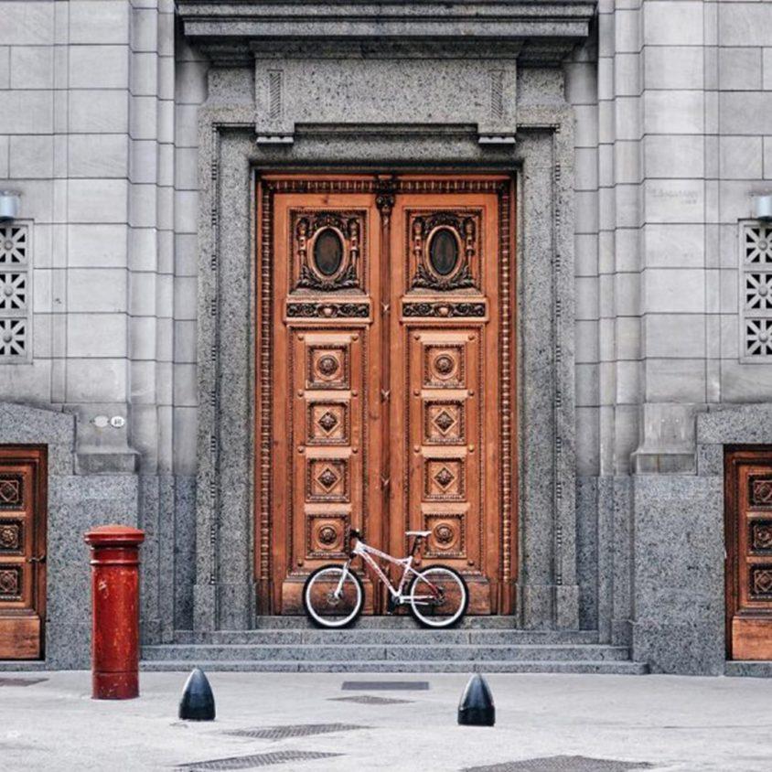 Coleccionando puertas, reuniendo emociones 32