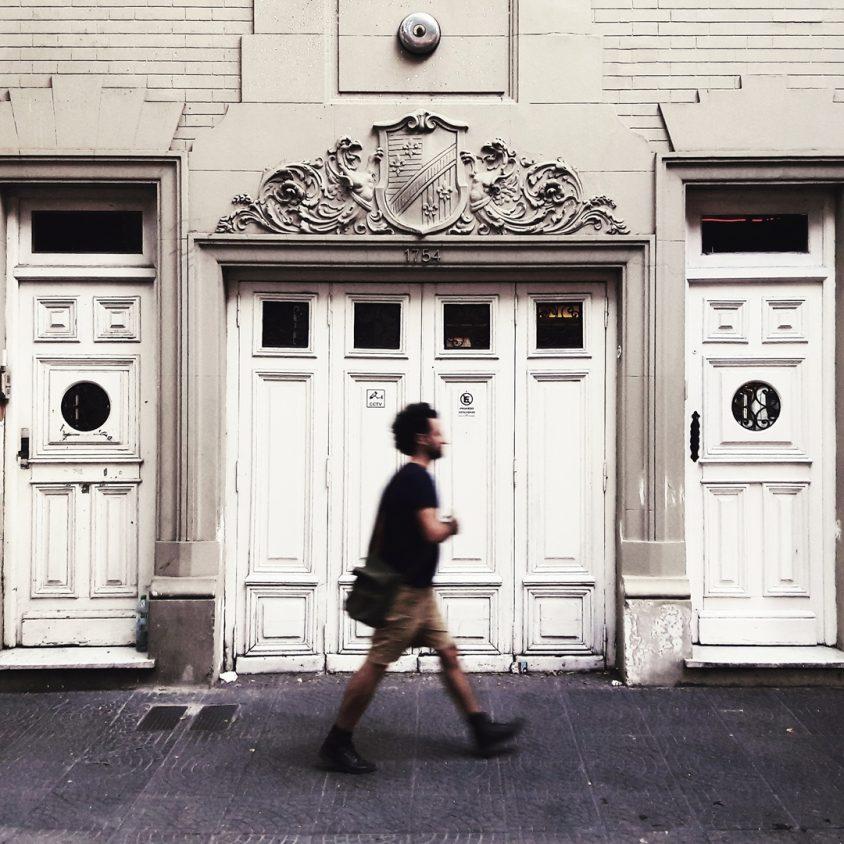 Coleccionando puertas, reuniendo emociones 19