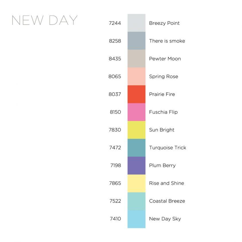 Los colores de la vida por Sinteplast 13