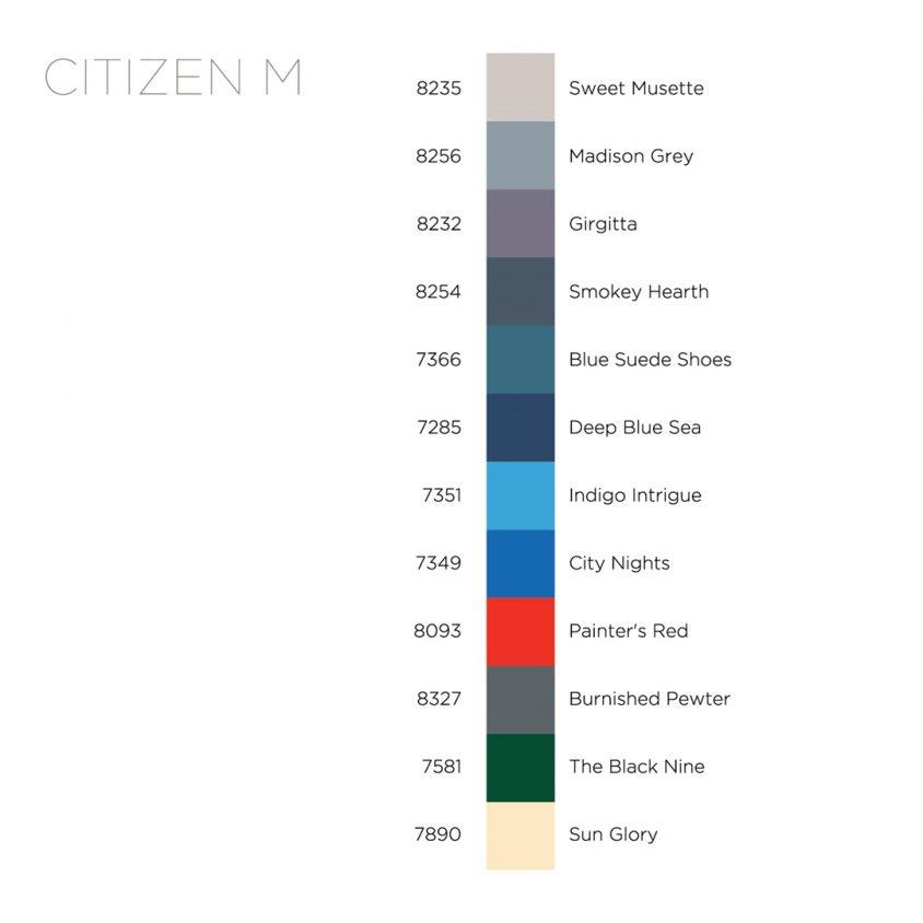 Los colores de la vida por Sinteplast 16