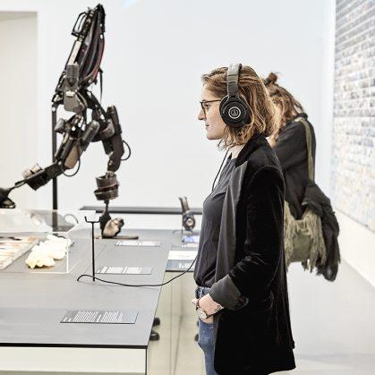 Hello, Robot 12