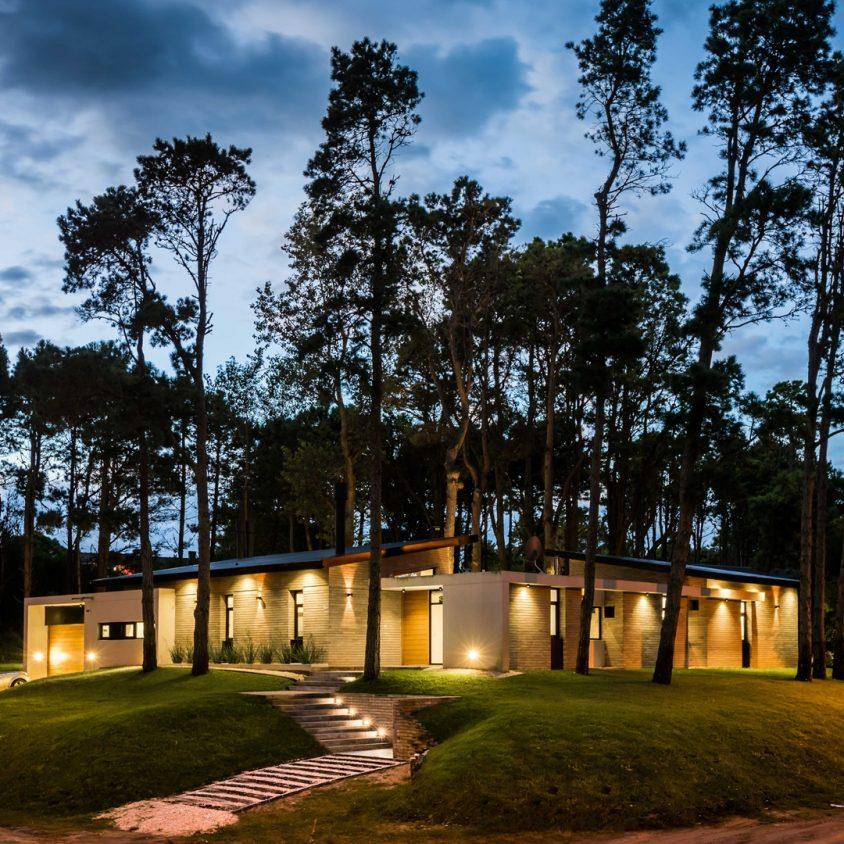 Casa en el bosque 15