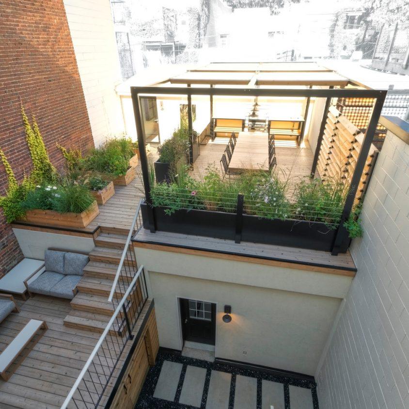 Una terraza en Montreal 14