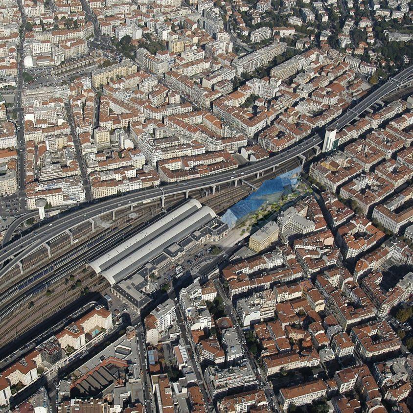 Niza y Toulouse - Diseño en altura 1