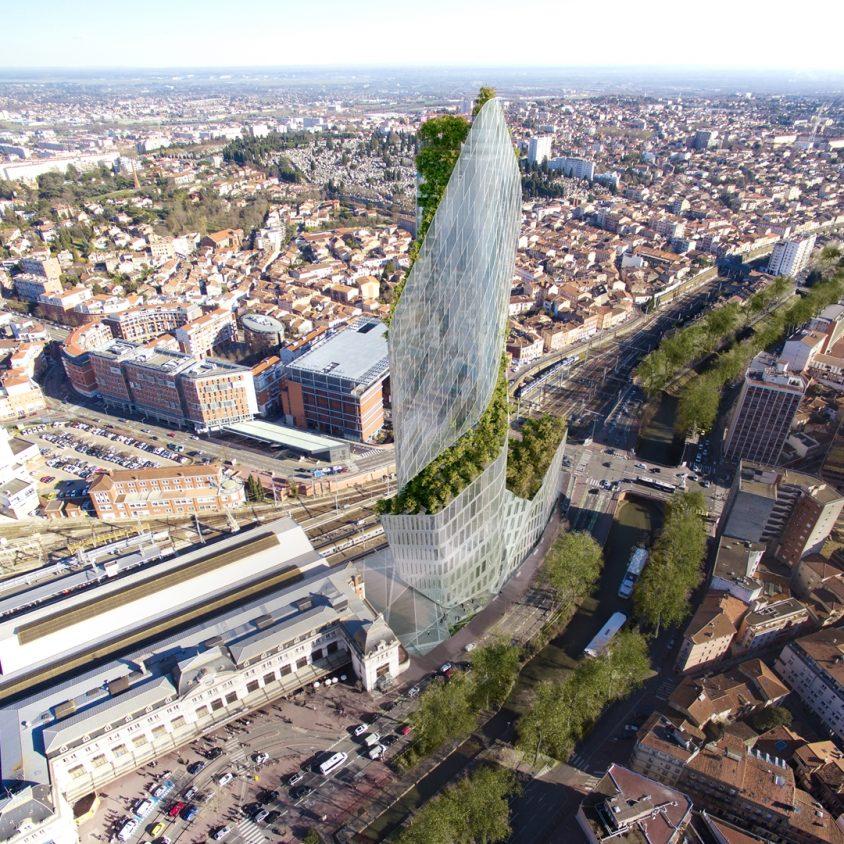 Niza y Toulouse - Diseño en altura 6