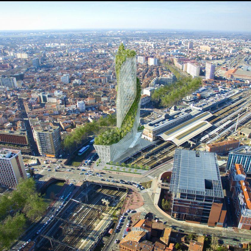 Niza y Toulouse - Diseño en altura 5