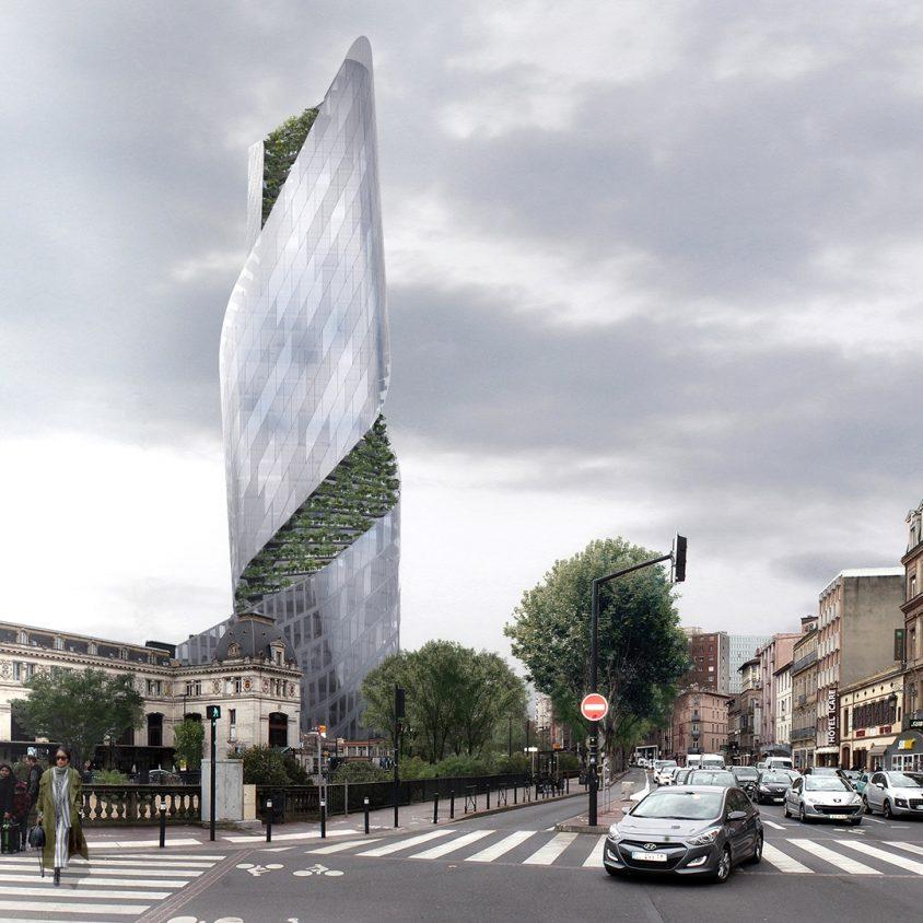Niza y Toulouse - Diseño en altura 8