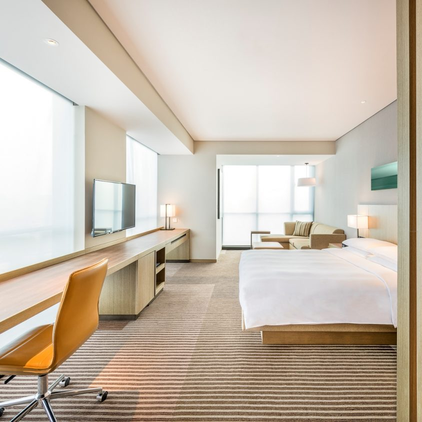 Hyatt Place Hotel Luoyang 17