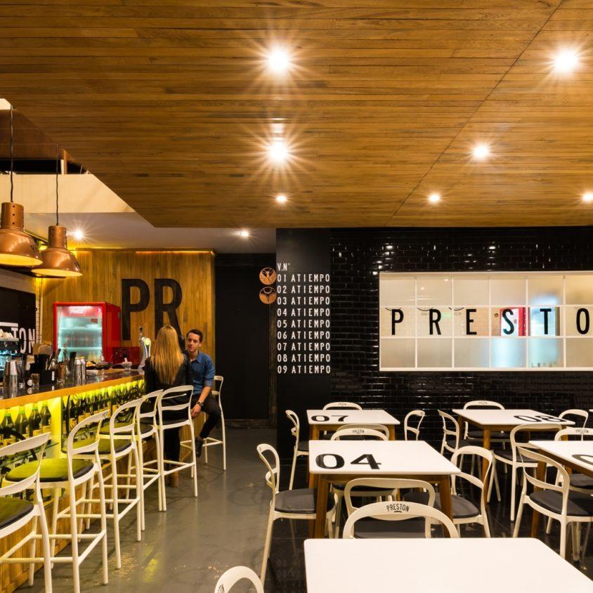 Preston, terminal de tablas. 5