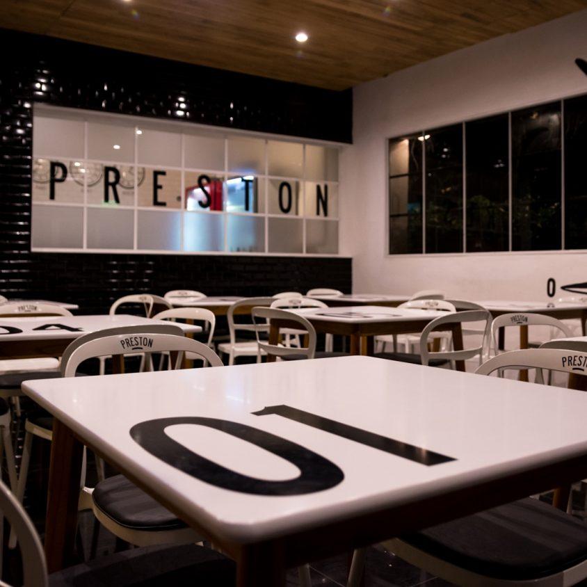 Preston, terminal de tablas. 6
