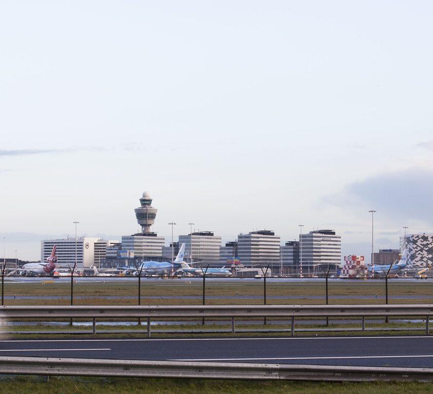 Hilton Amsterdam Airport Schiphol. 1