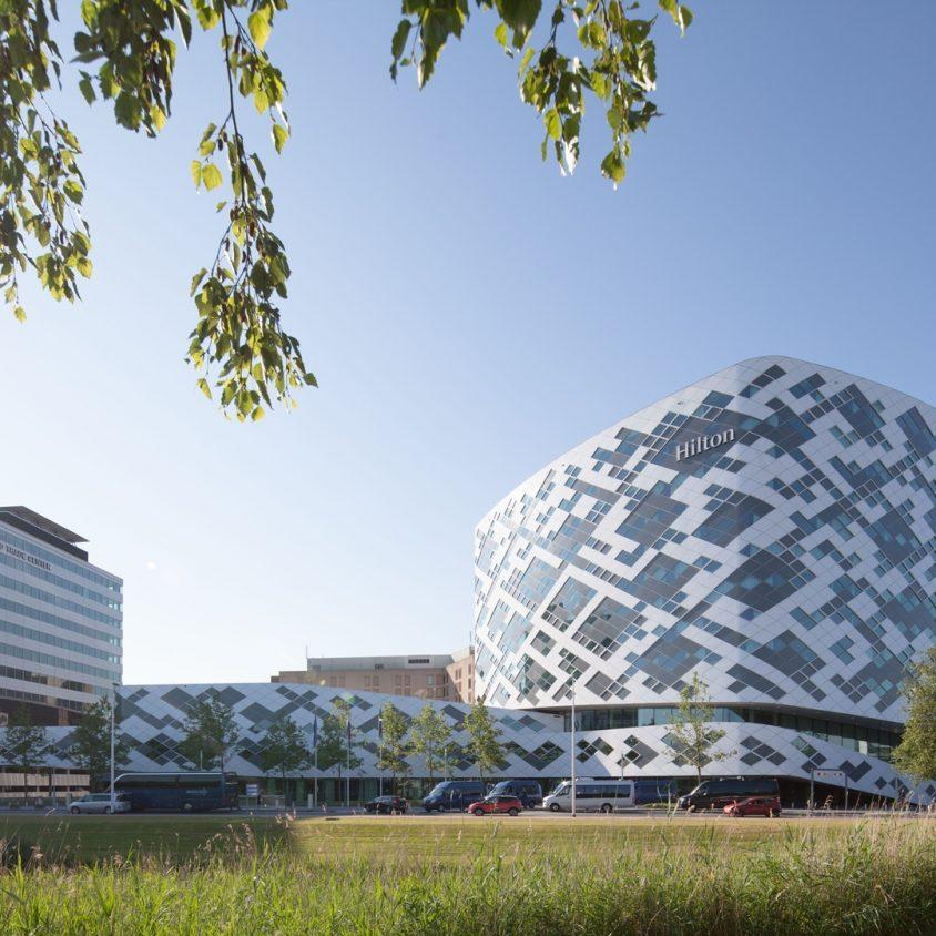 Hilton Amsterdam Airport Schiphol. 3