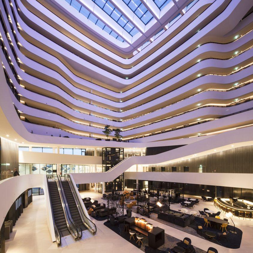 Hilton Amsterdam Airport Schiphol. 9