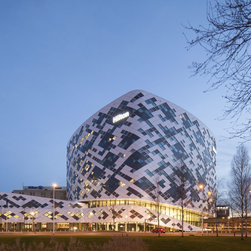 Hilton Amsterdam Airport Schiphol. 5
