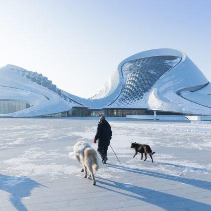 Harbin Opera House 9