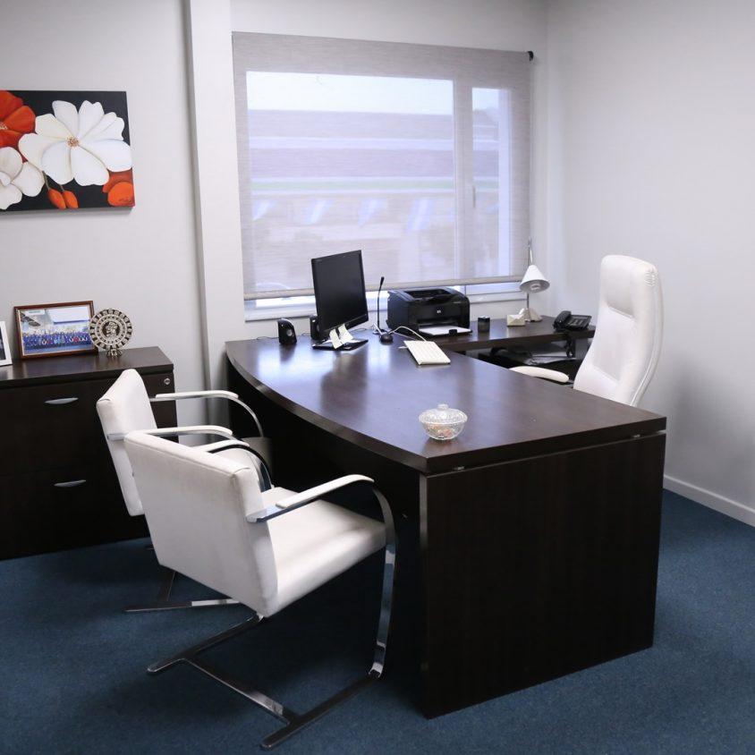 Oficinas Complejo del Parque 13