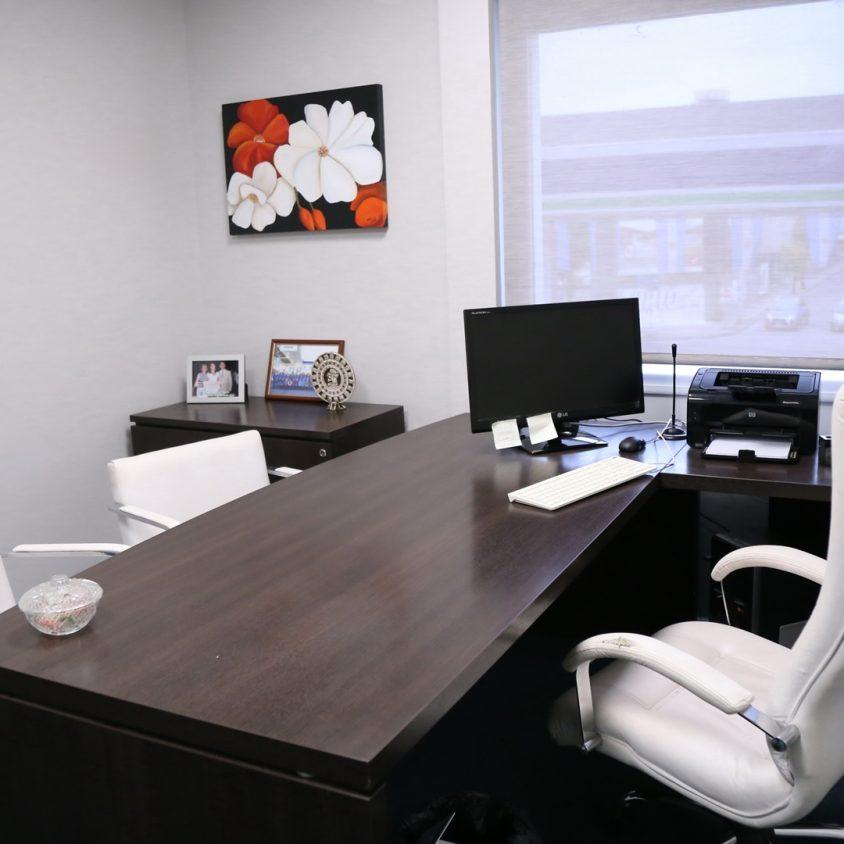 Oficinas Complejo del Parque 14