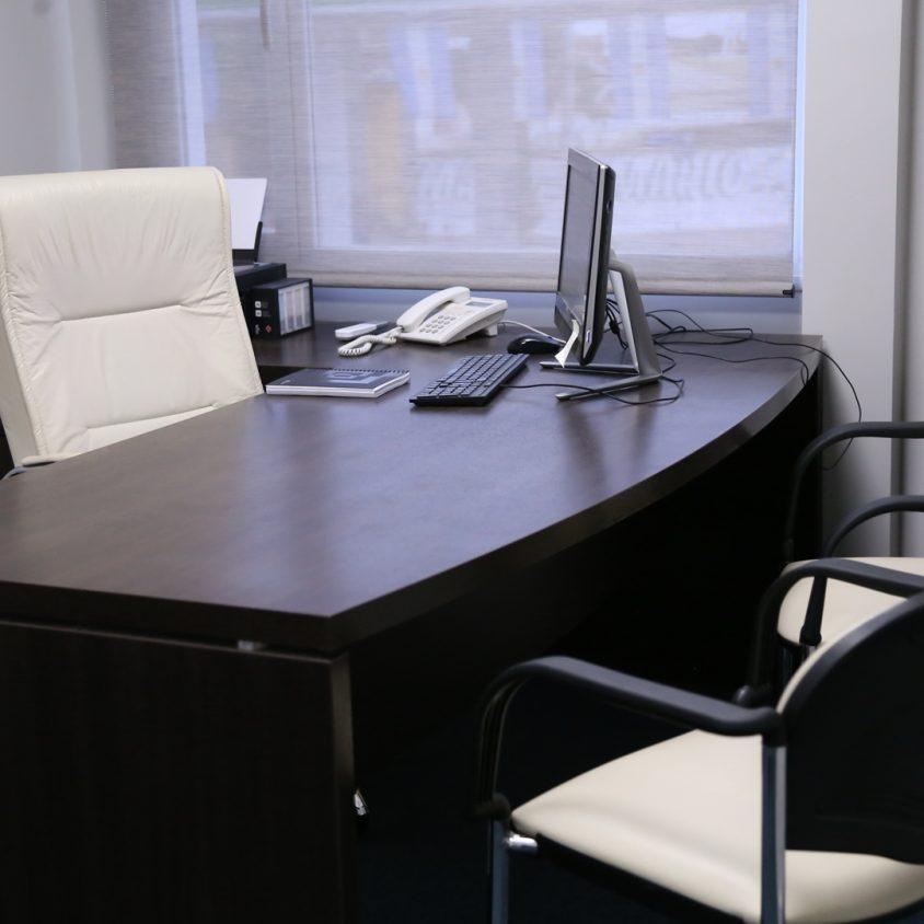 Oficinas Complejo del Parque 17