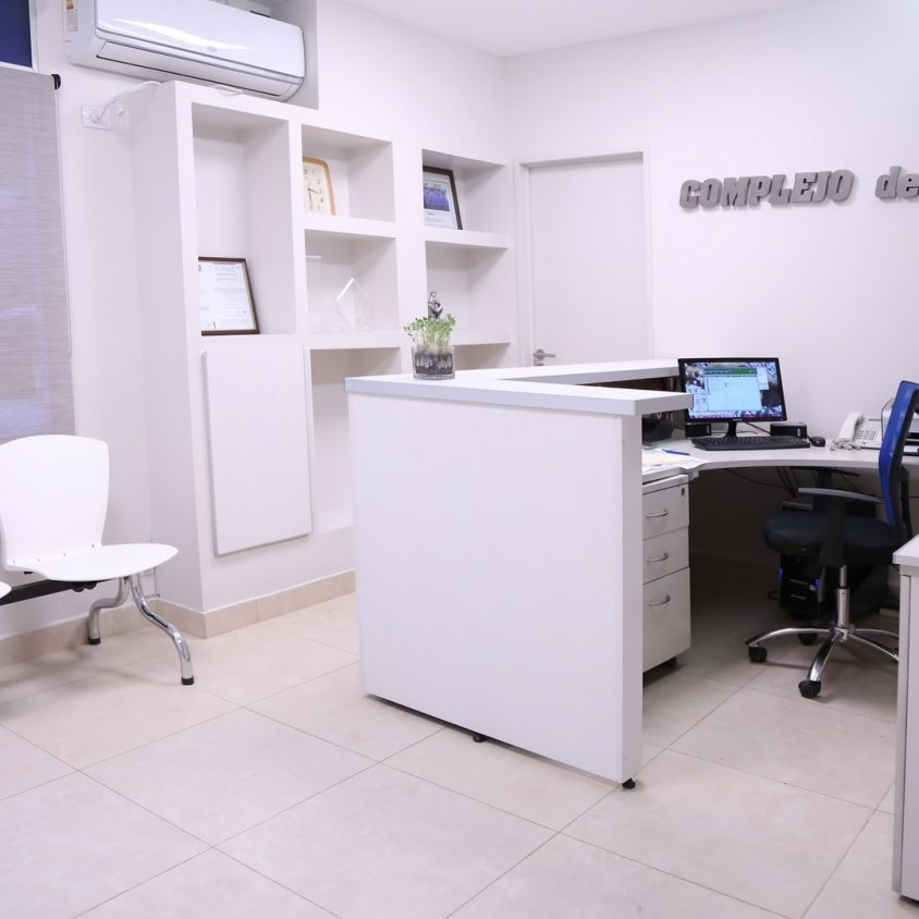 Oficinas Complejo del Parque 1
