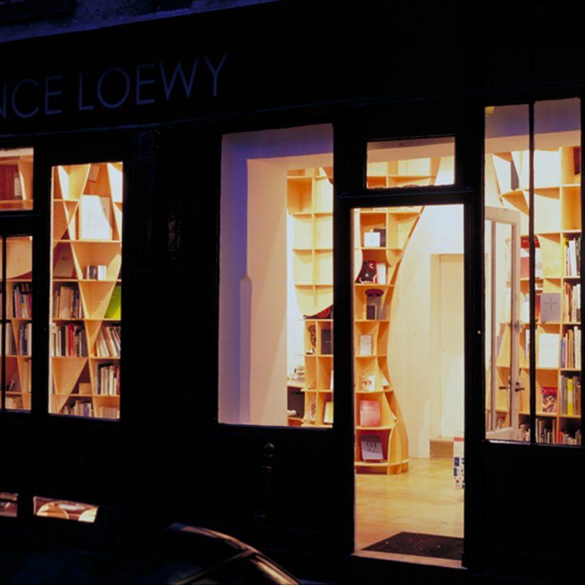 FLORENCE LOEWY BOOKSHOP 1