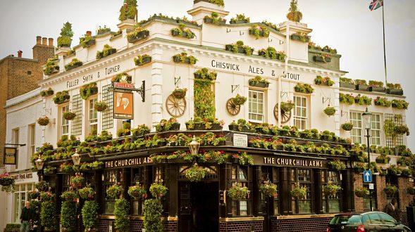 5 paradas en Londres 24