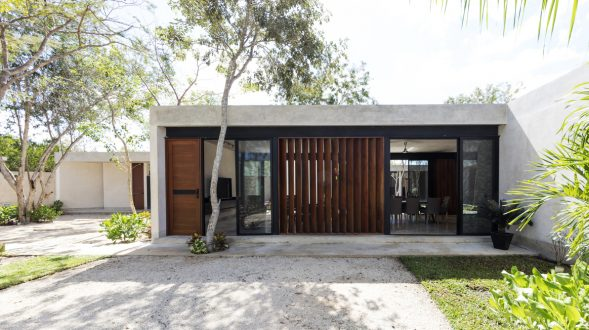 Casa Canto Cholul 6