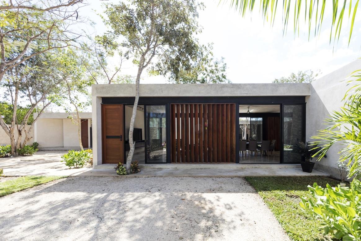 Casa Canto Cholul 1
