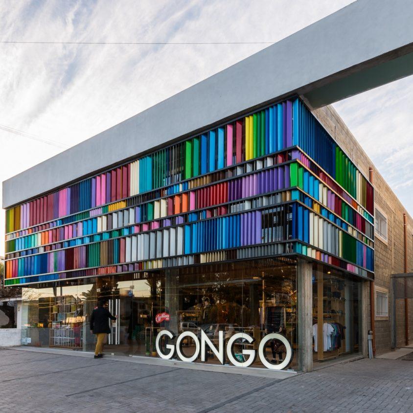 GONGO 1
