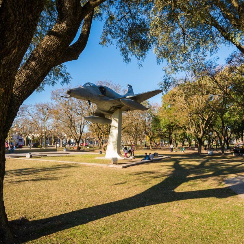 Plaza Malvinas Argentinas 4