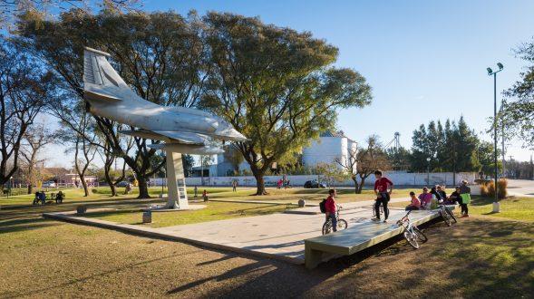 Plaza Malvinas Argentinas 26