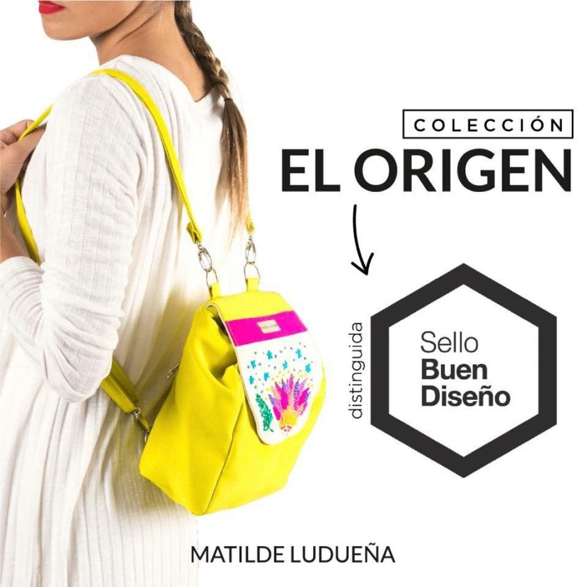 Matilde Ludueña - Colección origen 5