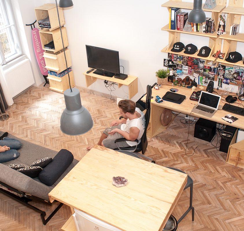 Micro departamento en Budapest 2