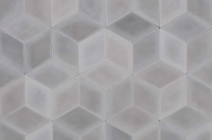 Mosaico Hexagonal · Estocolmo
