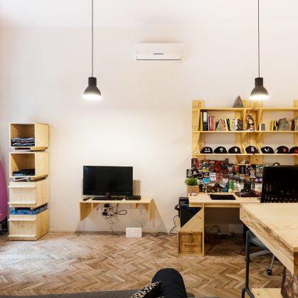 Micro departamento en Budapest 7