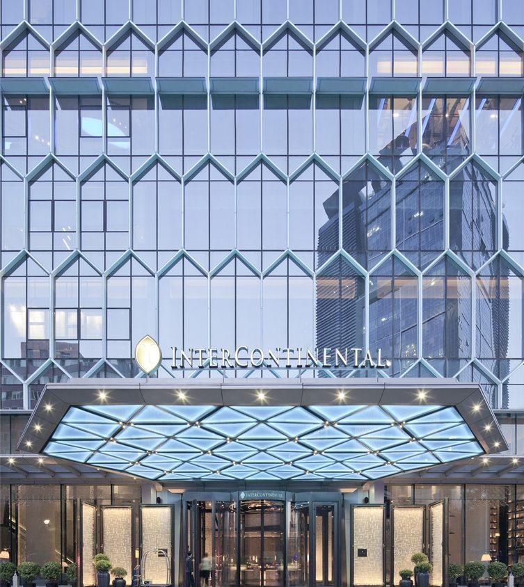 Beijing Tongying Center InterContinental Hotel 1