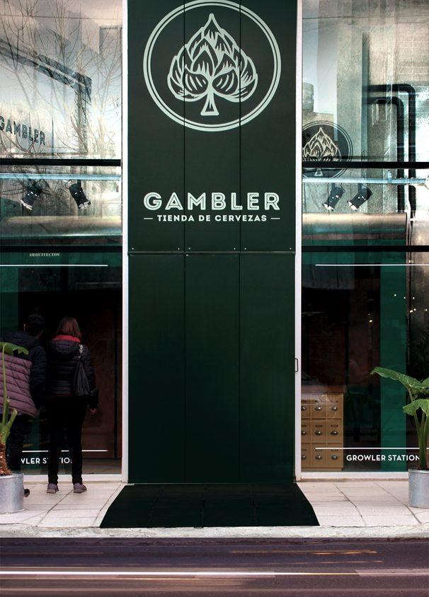 GAMBLER -TIENDA DE CERVEZAS 2