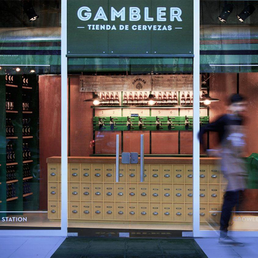 GAMBLER -TIENDA DE CERVEZAS 1