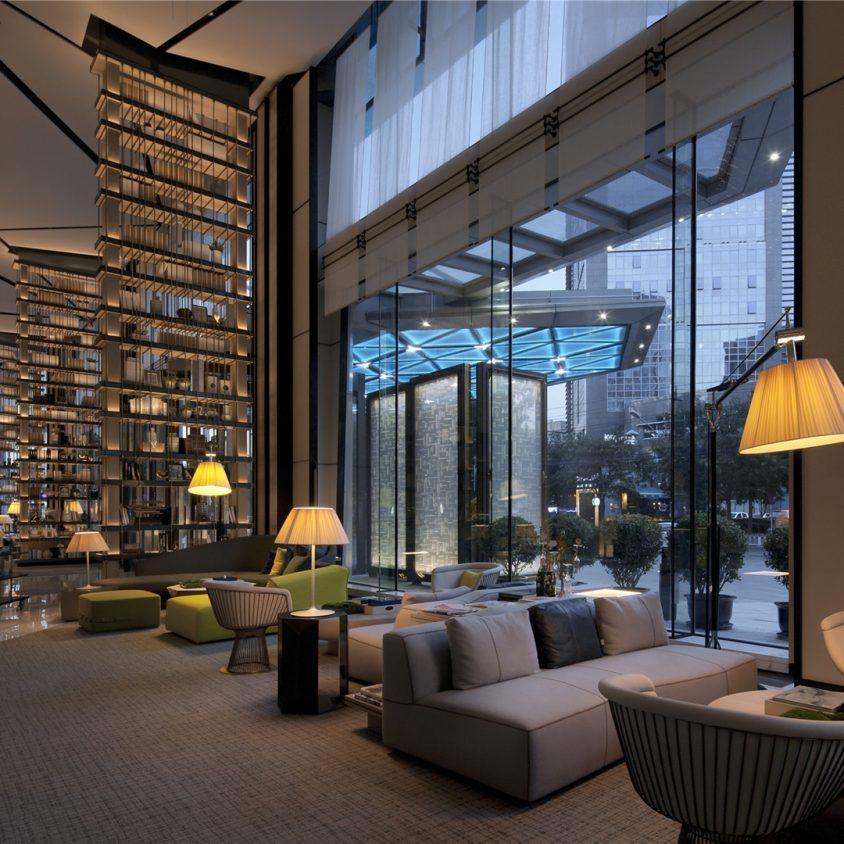 Beijing Tongying Center InterContinental Hotel 2
