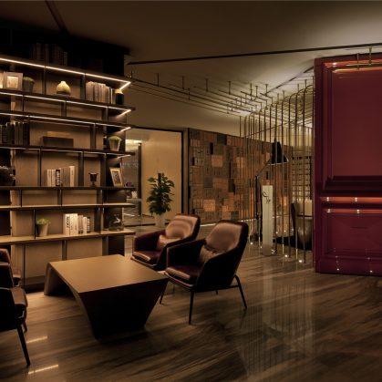 Beijing Tongying Center InterContinental Hotel 9