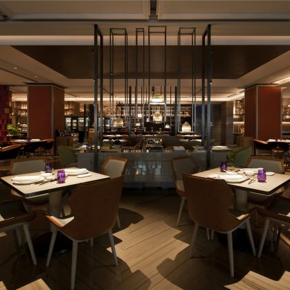 Beijing Tongying Center InterContinental Hotel 12