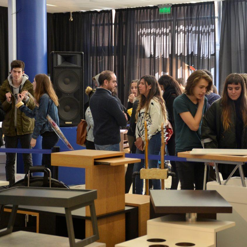 Expo Diseño 2017 -  Escuela  ORT 3