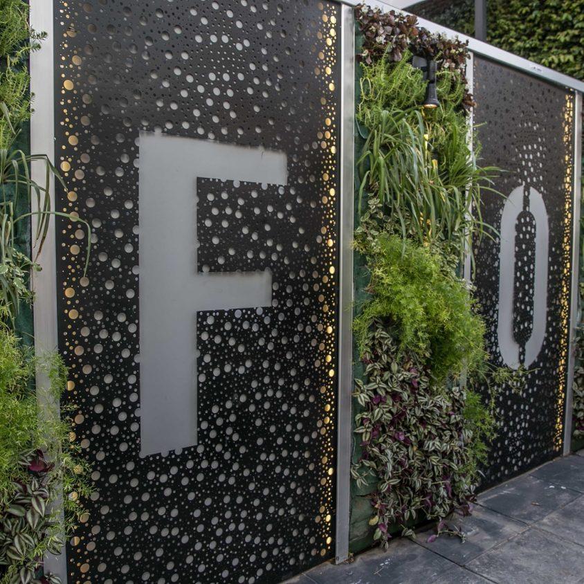 Destacada presencia del acero en Casa FOA 2017 1
